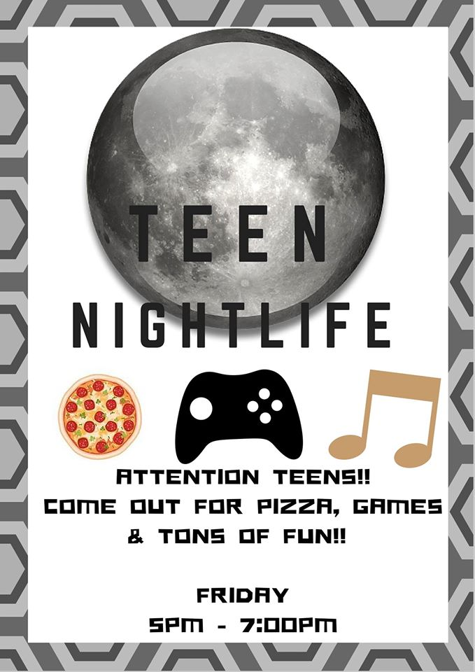 Teen Night Life