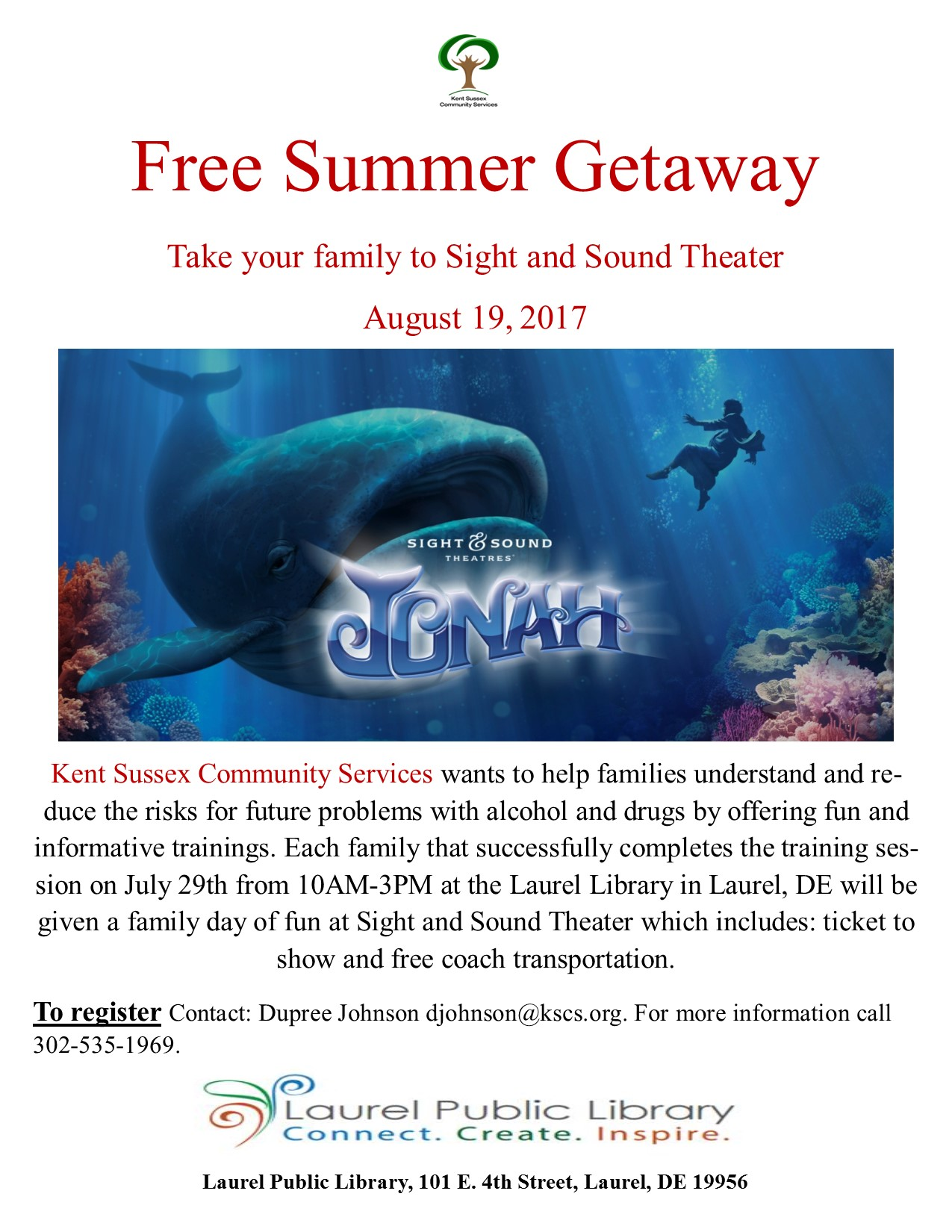 Free Summer Getaway